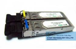 SFP-po-edno-vlakno-BIDI-SFP-155M-Atop-Dylzhina-na-vylnata-nm-1310-20-km