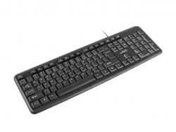 uGo-Keyboard-Askja-K110-US-Layout-Wired