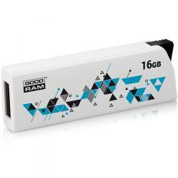 GOODRAM-16GB-UCL2-WHITE-USB-2.0