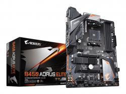GIGABYTE-B450-AORUS-ELITE-AM4-DDR4-2xM.2-6xSATA-DVI-D-HDMI-ATX-MB