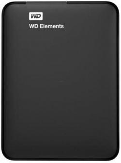 WD-Elements-750GB-HDD-USB3.0-Portable-2.5inch-RTL-extern-RoHS-compliant-black