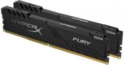 2x4GB-DDR4-2666-Kingston-HyperX-FURY-Black-KIT
