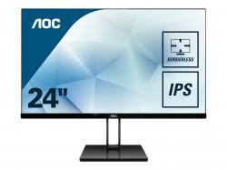 AOC-24V2Q-LCD-23.8inch-16-9-IPS-Full-HD-250-cd-m2-5-ms-HDMI-MHL-DP