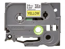 BROTHER-P-Touch-TZE-651-black-on-yellow-24mm