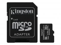 KINGSTON-32GB-micSDH-Canvas-Plus-100R-A1-C10