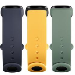 XIAOMI-Mi-Smart-Band-5-Strap-Blue-Yellow-Green