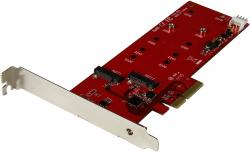 FUJITSU-PDUAL-CP200-FH-LP-M.2-Boot-and-Adapter-card-in-PCIe-FH-LP-Formfactor