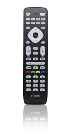 PHILIPS-Universal-remote-control-8-in-1-Universal-IR-database-TV-CABLE-SAT-