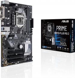 ASUS-PRIME-H310-PLUS-R2.0-Socket-1151-300-Series-LPT-Port-Com-Port-M.2-Port