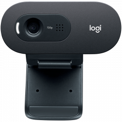 LOGITECH-C505-HD-Webcam-BLACK-USB-EMEA-935