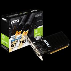 MSI-Video-Card-Nvidia-GT-710-2GD3H-LP-GT710-2GB-GDDR3-64bit-DVI-D-