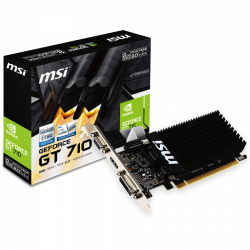 MSI-Video-Card-Nvidia-GT-710-2GD3H-LP-GT710-2GB-GDDR3-64bit-DVI-D-