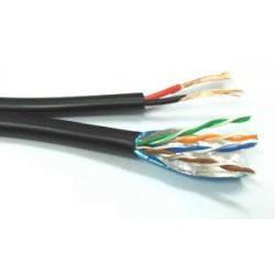 Kabel-FTP-Cat.5E-CU-24AWG+2x0.75-mm-CU