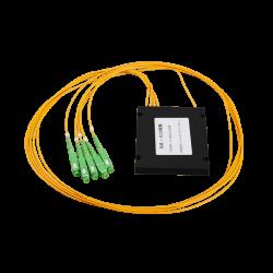 PLC-spliter-1x6-SC-APC-kutiq