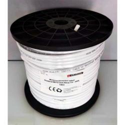 Mikrokoaksialen-kabel-RG59CU-48CU+2x0.50mm-CU-BQL-100m