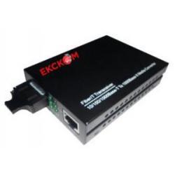 Media-konvertor-10-100-SM-20km-1310nm-LFP