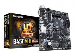GIGABYTE-B450M-H-AM4-DDR4-1xM.2-4xSATA-d-Sub-HDMI-mATX-MB