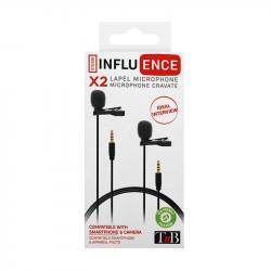 TNB-Komplekt-mikrofoni-Influence-3.5-mm-zhak-2-broq
