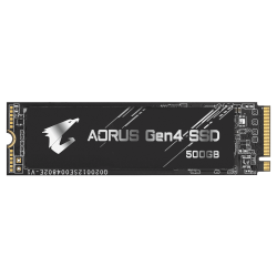 Solid-State-Drive-SSD-Gigabyte-AORUS-500GB-NVMe-PCIe-Gen4-SSD