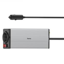 Invertor-12-220V-Hama-200013-150W+USB
