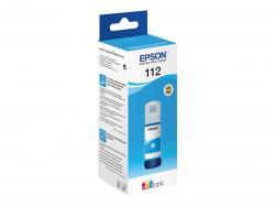 EPSON-112-EcoTank-Pigment-Cyan-ink-bottle