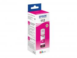 EPSON-112-EcoTank-Pigment-Magenta-ink-bottle
