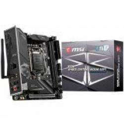 MSI-MPG-B460I-GAMING-EDGE-WIFI-LGA1200-2xDDR4-1xPCI-Ex16-4xSATA-2xM2-MINI-ITX