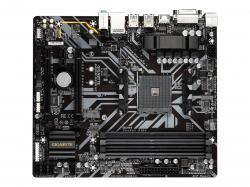 GIGABYTE-B450M-DS3H-V2-AM4-DDR4-2xM.2-4xSATA-HDMI-ATX-MB