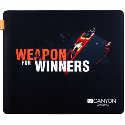 CANYON-CND-CMP5-Mouse-pad-350X250X3MM-Multipandex-Gaming-print