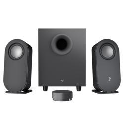 Speaker-Logitech-Z407-Bluetooth-2.1-40W-RMS