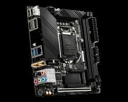 MSI-Main-Board-Desktop-H410I-PRO-WIFI-LGA1200-2xDDR4-1xPCI-Ex16-M.2-