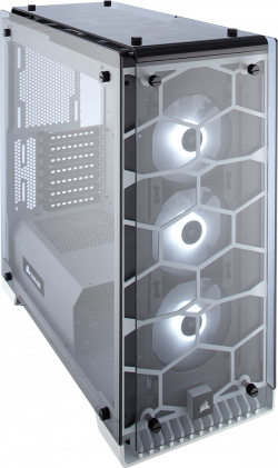 CORSAIR-Crystal-Series-570X-RGB-Tempered-Glass-Premium-ATX-Mid-Tower-Case-White