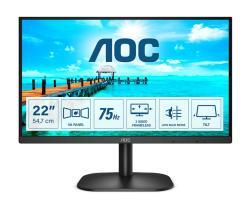 Monitor-AOC-22B2DA-21.5-VA-WLED