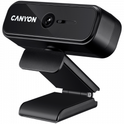 CANYON-C2-720P-HD-1.0Mega-fixed-focus-webcam-with-USB2.0.-connector