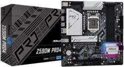 ASROCK-Main-Board-Desktop-Z590M-Pro4-S1200-4xDDR4-4xPCIe-x16