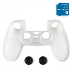 Protektor-Spartan-Gear-Silicon-Skin-Cover-Thumb-Grips-za-Dualshock-4-Prozrachen