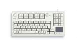 Kompaktna-zhichna-klaviatura-CHERRY-G80-11900-s-Trackball-siva