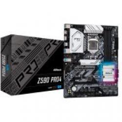 ASRock-Z590-Pro4-S1200-4x-DDR4-2x-PCIe-x16-2x-M.2-3x-PCIe-x1-6x-SATA3-ATX-