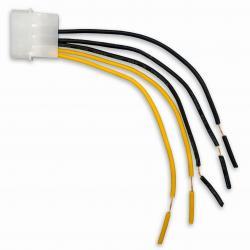 Makki-kabel-Cable-Male-Molex-wires-2x12V-3xGround