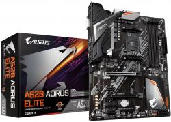 GIGABYTE-A520-AORUS-ELITE-AM4-DDR4-2xM.2-4xSATA-HDMI-ATX-MB