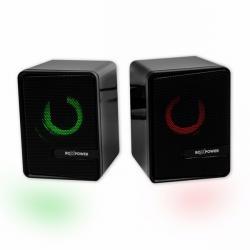 Speaker-Roxpower-YM-S3-RGB-3W-USB-Powered