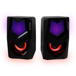 Speaker-Roxpower-YM-114HP-RGB-3W-USB-Powered