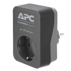 SURGE-Protector-1x-APC-PME1WB-GR-Black