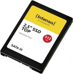 Solid-State-Drive-SSD-Intenso-TOP-2.5-quot-512-GB-SATA3