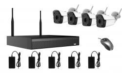 Longse-Wi-Fi-Kit-4xBullet-IP-Cameras-8MP-NVR