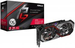 ASROCK-Video-Card-AMD-Radeon-RX-5500-XT-Phantom-Gaming-D-8GB-OC
