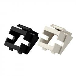 Keystone-adapter-frame-white-or-black
