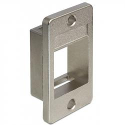 Keystone-holder-bezel-for-device-installation