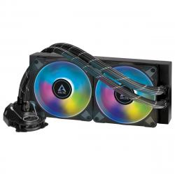 Ohladitel-za-procesor-Arctic-Freezer-II-A-RGB-240mm-vodno-ohlazhdane