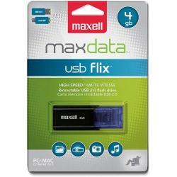 USB-pamet-MAXELL-FLIX-USB-2.0-4GB-Cheren